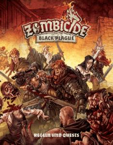 black plague regeln