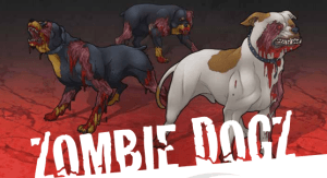 Dog Zombies