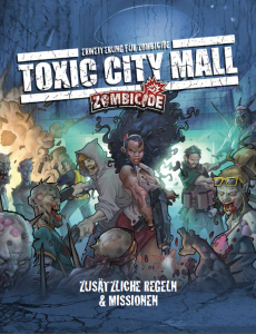 Toxic City Mall Regelheft