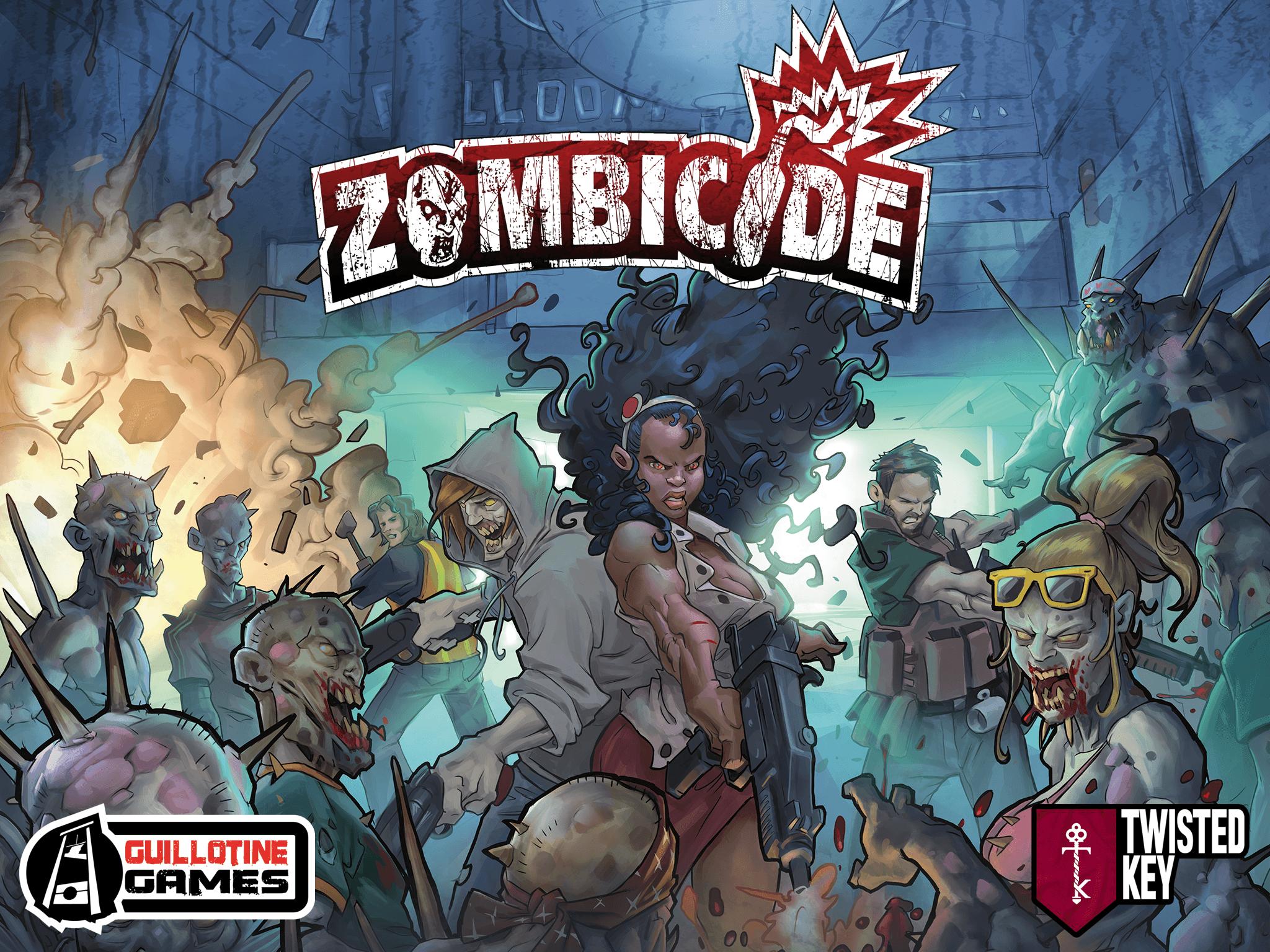 Zombicide Mobile App