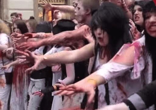 So überlebst Du eine Zombieapokalypse