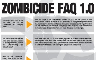 Offizielle FAQs auf deutsch