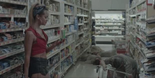 Shoppen in der Zombieapokalypse