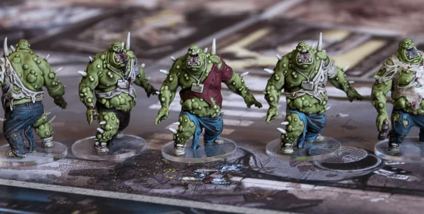 So bemalt man Toxic Zombies