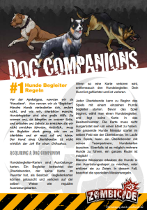 dog companions deutsch