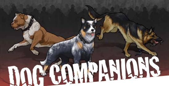 Dog Companions – Deutsch