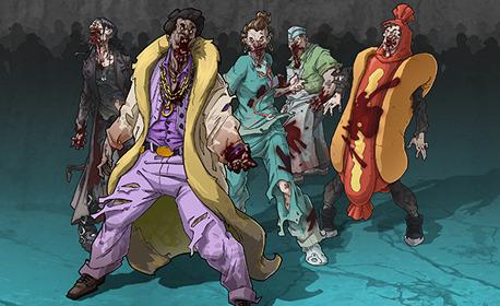 Diese Zombies werden Euch kriegen!