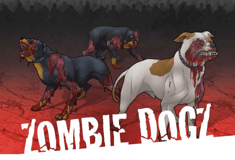 Zombie Dogz – Deutsch