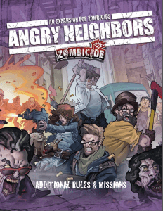 Angry Neighbours Regelheft