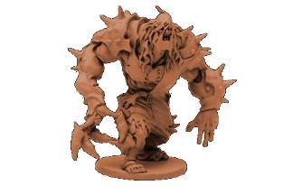 Berserker-Monstrum / Berserker-Abomination