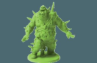 Gift-Fettbrocken / Toxic Fatty