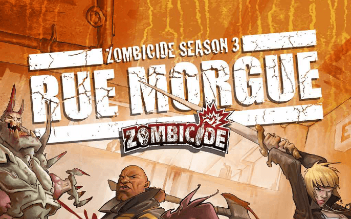 Cooles Unboxing Video zu Rue Morgue