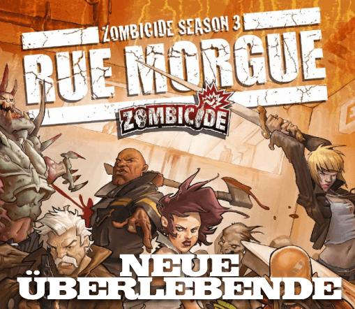 Rue Morgue: Neue Überlebende