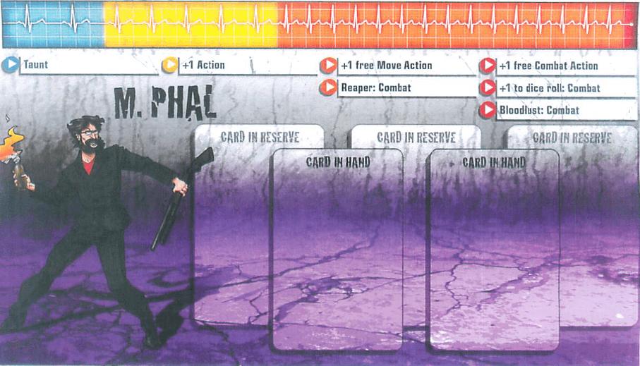 M. Phal als Überlebender