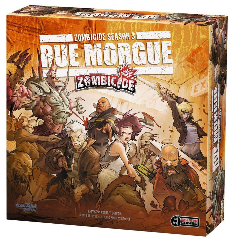 Rue Morgue auf deutsch!