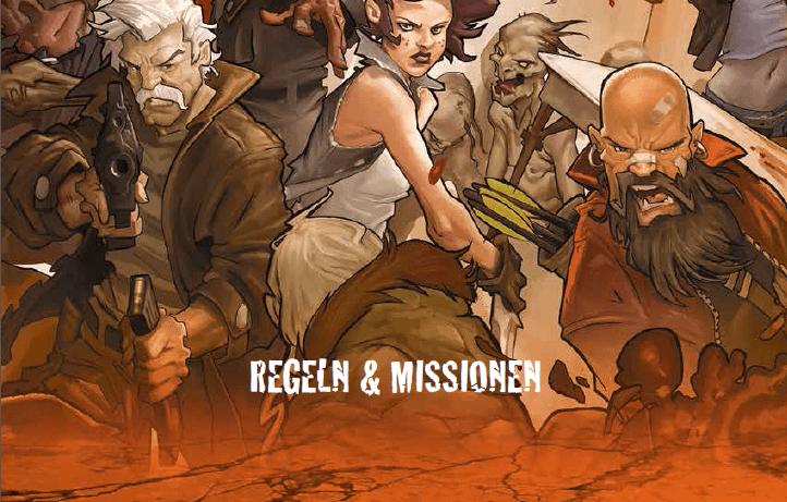 Rue Morgue Regeln auf Deutsch zum Download