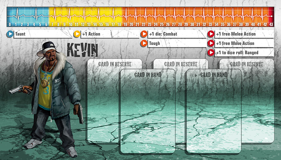Kevin als Überlebender