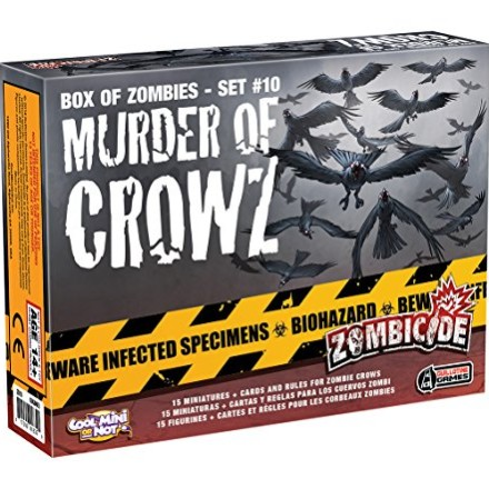 Cool-Mini-Or-Not-GUG0063-Zombicide-Season-3-Murder-of-Crows-0