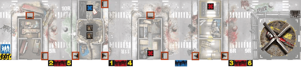 Szenario: Rettungsmission