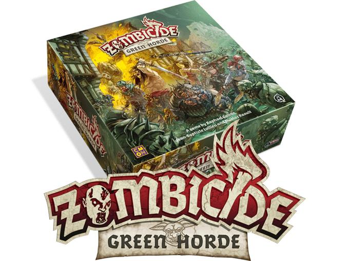 Zombicide: Green Horde auf Kickstarter