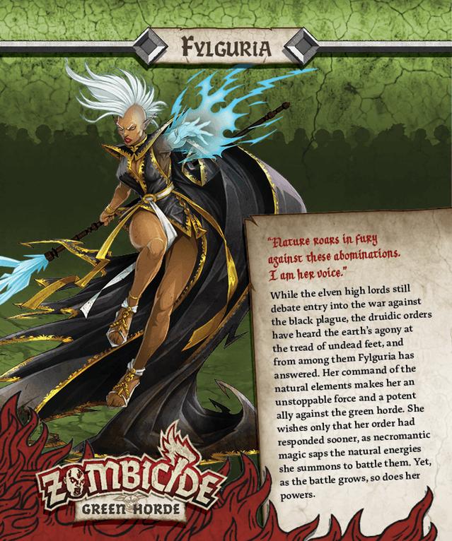 Flyguria: Storm von den X-Men