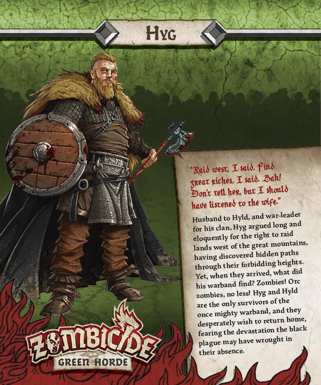 Hyg = Ragnar aus Vikings