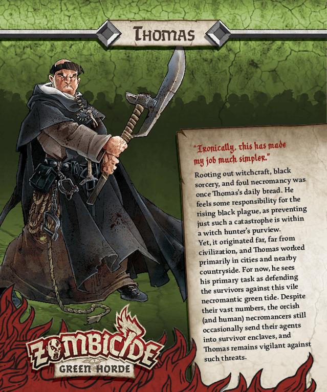 Thomas = Bruder Tuck aus Robin Hood