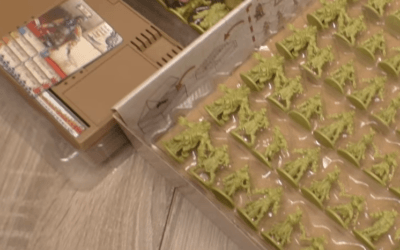 Unboxing Video: Green Horde