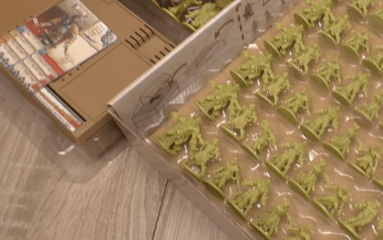 Unboxing Video: Green Horde