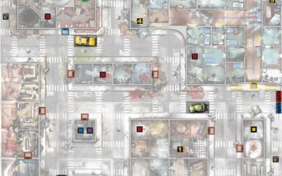 Szenario: MGL-1A VIP-Rescue