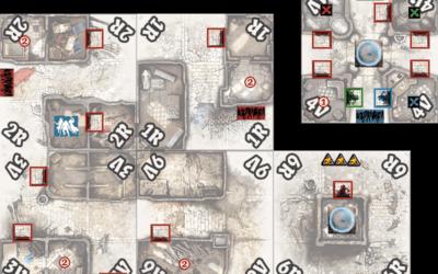 Szenario: Die Pilgerfahrt zu den drei Göttern
