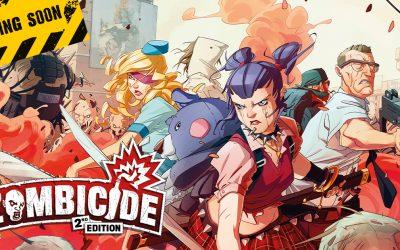 Zombicide 2. Edition angekündigt